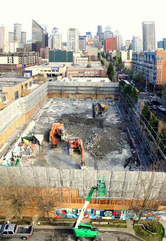 McGurie Building, excavating foundation.JPG